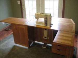 How to Make a Sewing Machine Lift