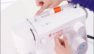 How to Thread a Singer Simple Sewing Machine