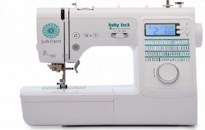 How to use a baby lock sewing machine