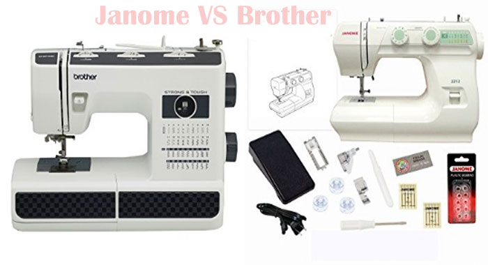 Janome VS Brother which is the best?