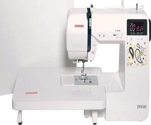 Janome JW8100 Computerized Sewing Machine